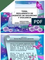 EXPOSICION REGLAMENTO DE AGENTES DE SEGURIDAD Y VIGILANCIA.pptx