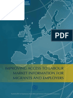 Improving Access to Labour Market Information for Migrants and Employers