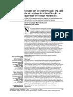 Cidades em (trans)formação impacto da verticalização e densificação na qualidade do espaço residencial.pdf