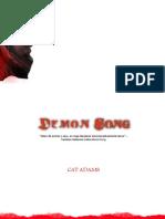 Adams, Cat - Blood Singer 03 - Demon Song.pdf