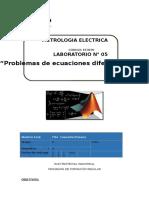 Laboratorio5- Ejercicios Con Matlab