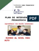 Plan de Intervenc Monica