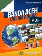 Kota Banda Aceh Dalam Angka 2016