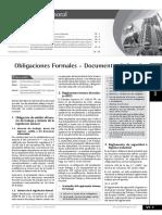Obligaciones Formales - Documentos Laborales