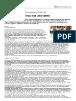 Página_12 __ El País __ La Mano Izquierda Del Gobierno