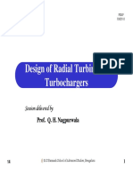 Radial Turbines and Turbocharger.pdf