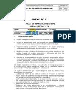 Plan de Manejo Ambiental Cerro Verde