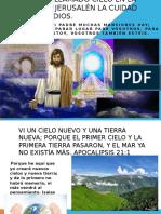 Nueva Jerusalen y Medidas