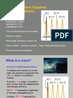 OpticsI 02 Waves Fields