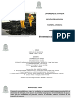 SESION 1. Introducción y Conceptualización Sobre La Biorremediación.