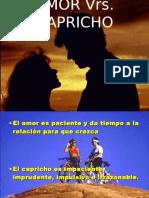 EL AMOR Y LA PASION
