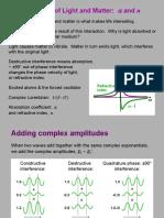 OpticsI 07 Abs RefrIndex Theory