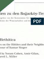 Pax Hethitica
