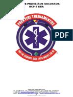 09. Curso Primeiros Socorros, RCP e DEA