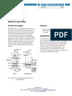 INDION Multigrade Filter