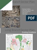 Long Branch Sector Plan