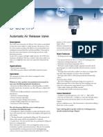 Ari Valve Sg-10 Pn10