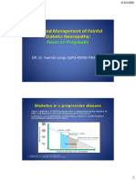 Management Diabetic Neuropathic Pain Focus on Pregabalin 2016