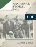 PROAÑO, L. E. - Plan de pastoral indigena - Pueblo Indio, Quito, 1989.pdf