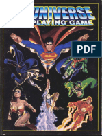 DC Universe RPG - Core Book