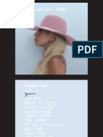Digital Booklet - Joanne (Deluxe)