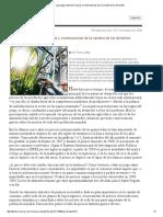 2008 Las Papas Queman! Causas y Consecuencias de La Carestía de Los Alimentos