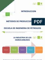 IntroDucciOn a metodos de produccion