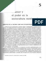Psicología Del Mexicano Capitulo 5
