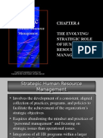Strategic Human Resource Management Chapter 4