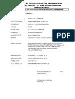 Biodata Pend