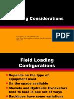 3 Loading Considerations