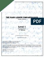 TPL Level 1 Sample Book
