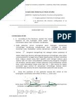 PhysChem 1 Worksheet 007