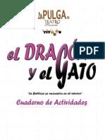 CUADERNO DE ACTIVIDADES EL DRAGÓN Y EL GATO