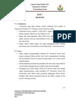 bab 5 laporan kerja praktek petro