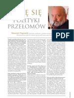 Wywiad z S. Popowskim