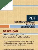 DDP E Eletrólise