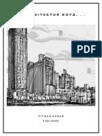 Cover Tugas 1 Arsitektur Kota