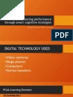 Video, Megaphone, Stereo Presentation