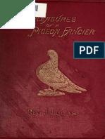 The Pleasures of a Pigeon Fancier By Rev. Jr. Lucas