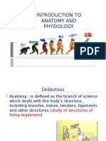 2.Introduction Anatomy and Physiology