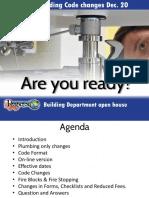 Plumbing Code Overview book