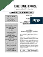 Ley Equilibrio Finanzas Publicas