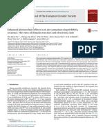 Enhanced Photovoltaic Effects in a-site Samarium Doped BiFeO3 Ceramics
