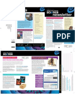 Twenty First Century Science newsletter Summer 10