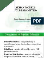 2Bayesian Models