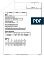 Inlet Support Design Report