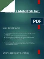 KROG's MetalFab Inc