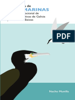 Aves Marinas Galicia