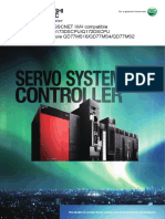 Catalogue Servocontroller